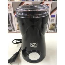 Кофемолка измельчитель PROMOTEC PM-597 50 г 200 Вт Black