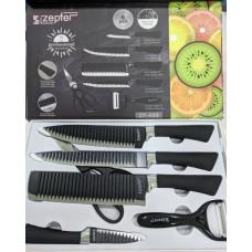 Набор кухонных ножей 6 предметов ZP 008