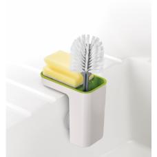 Органайзер для раковины Sink Pod Бело-зеленый