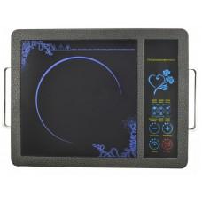 Варочная поверхность инфракрасная настольная плита с таймером Domotec MS-5842 2000 Вт