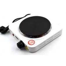 Электроплита плита дисковая на 1 конфорку WIMPEX WX-100A-HP 1000W White