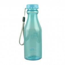 Бутылка спортивная для воды BPA Free 650 мл Blue
