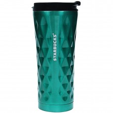Термос Термокружка Термочашка Тамблер Starbucks Diamond Wave 500 мл Green
