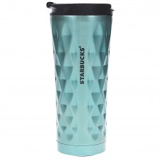 Термос Термокружка Термочашка Тамблер Starbucks Diamond Wave 500 мл Blue