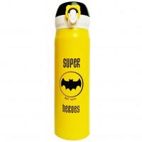Термос Термокружка Термочашка Super Heroes Batman Бэтмена 500 мл Красный
