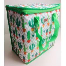 Термосумка, сумка-холодильник 32х20х35 см 22 л Sannen Cooler Bag В кактусах