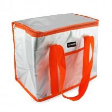 Термосумка на 25 литров, сумка-холодильник Sannen Cooler Bag Orange