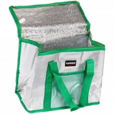 Термосумка на 25 литров, сумка-холодильник Sannen Cooler Bag Green