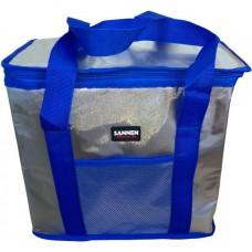 Термосумка на 25 литров, сумка-холодильник Sannen Cooler Bag Blue