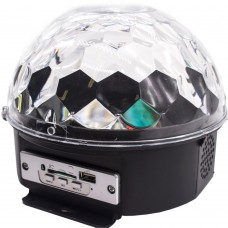 Диско шар LED Crystal Magic Ball Light