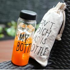 Пластиковая бутылка My Bottle 500 мл