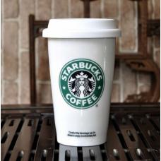 Керамическая чашка Starbucks 300 мл