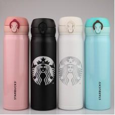 Термос Starbucks с предохранителем 480 мл