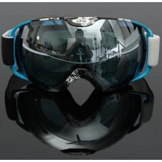 Маска горнолыжная CRG  Blue/Black