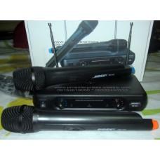 Беспроводная портативная колонка + караоке микрофон 2 в 1 Magic Karaoke WS 1816