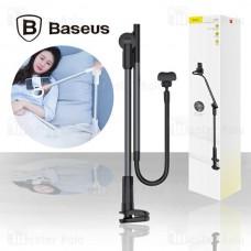 Держатель универсальный Baseus Unlimited Adjustment Lazy Phone Holder Gery для смартфонов