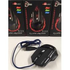 Сверхчувствительная игровая мышь  JX-A650 JIE XIN