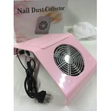 Настольная маникюрная вытяжка Nail Dust Collector BQ 858-2A