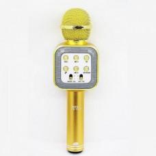 Беспроводной микрофон для караоке Wster WS-1818 с функцией изменения голоса и FM radio