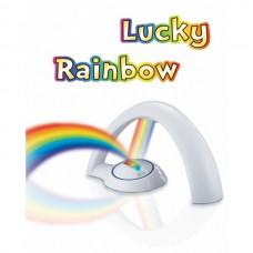 Ночник-светильник, проектор радуга Lucky Rainbow  детский и взрослый