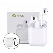 Беспроводная Bluetooth stereo гарнитурa наушники  I9S TWS
