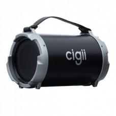 Колонка портативный беспроводной стерео бумбокс Cigii S12B