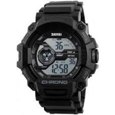Спортивные наручные водонепроницаемые часы Skmei 1233 Black