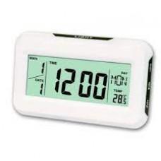 Настольные часы с подсветкой на батарейках MOD-2616