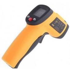 Инфракрасный цифровой пирометр (бесконтактный термометр)