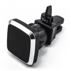 Держатель автомобильный холдер магнитный для телефона FREE 9587 Black