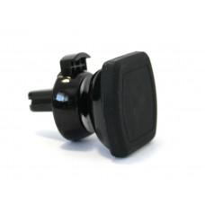 Держатель автомобильный холдер магнитный в дефлектор для телефона VCS 0111 Black
