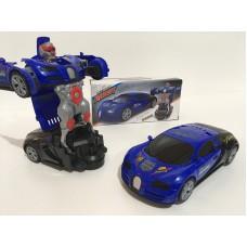 Машинка-трансформер Робот Автобот Deform Robot