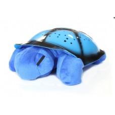 """Детский ночник - проектор звездного неба """"Черепаха"""" (blu)"""