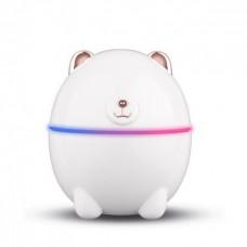 Увлажнитель воздуха и ночник 2в1 от USB 220 мл Humidifier Polar Bear Белый