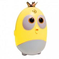 Увлажнитель воздуха и ночник 2в1 от USB 230 мл Humidifier Bird Желтый