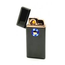 Зажигалка 2в1 электроимпульсная USB + ГАЗ турбо LIGHTER TH-705