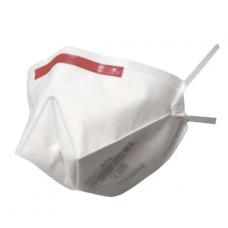 Респиратор маска защитная органов дыхания МИКРОН FFP3 NR без клапана Белый