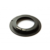 "Переходник адаптер M42 для Canon EOS с чипом ""одуванчик"" YEHON M-42"