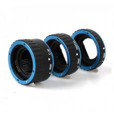 Макрокольца для Canon с поддержкой автофокуса (blu)