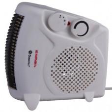 Обогреватель тепловентилятор 3 режима 2000 Вт Domotec MS-5903 White