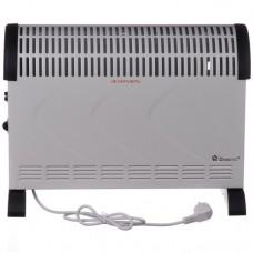 Обогреватель конвектор тепловентилятор дуйка 3 режима 2000 Вт Domotec MS-5904 Белый