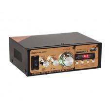 Усилитель звука UKC AK699, FM, USB, 2*300Вт и пультом ДУ