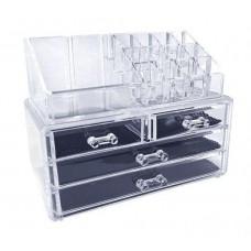 Органайзер бокс для хранения косметики Cosmetic Storage Box (CB-01)