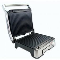 Гриль (электрогриль) сэндвичница 1800 Вт прижимной со съемными пластинами DSP KB-1045