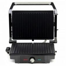 Гриль электрический прижимной с терморегулятором и поддоном RAINBERG RB-5403 2500 Вт