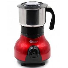 Кофемолка роторная измельчитель Domotec MS-1108 250 г Красная