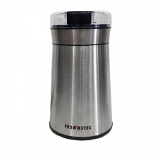 Кофемолка из нержавеющей стали измельчитель PROMOTEC PM-599 280 Вт 70 г