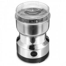 Кофемолка из нержавеющей стали измельчитель RAINBERG RB-833 85г 300 Вт
