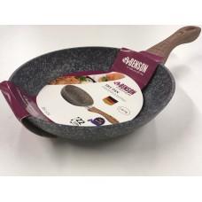 Сковорода гранитная 22 см Benson BN-529