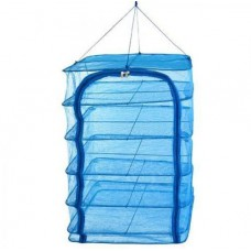 Сушка складная сетка 50х50х75 см сушилка для рыбы, грибов, фруктов и овощей Stenson